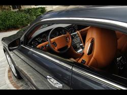 BENTLEY BROOKLANDS interior