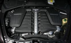BENTLEY CONTINENTAL 6.0 engine
