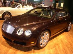 BENTLEY CONTINENTAL FLYING brown