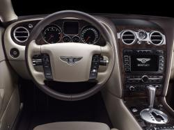 BENTLEY CONTINENTAL FLYING interior