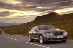 BENTLEY CONTINENTAL GT brown