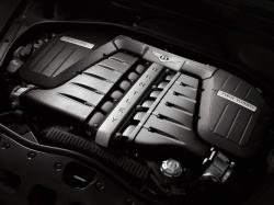 BENTLEY CONTINENTAL GT engine