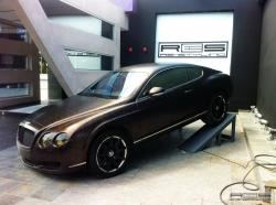 BENTLEY CONTINENTAL brown