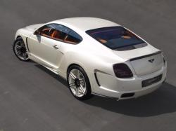 BENTLEY CONTINENTAL white