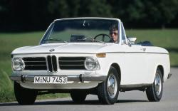BMW 1600 CABRIOLET white