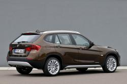 BMW 1 brown