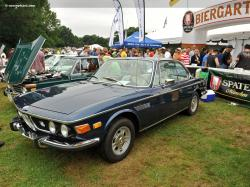 BMW 2800CS silver