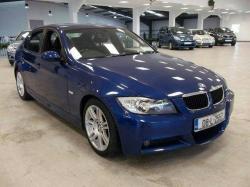 BMW 3 316I interior