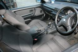BMW 3 COMPACT interior