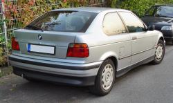 BMW 3 COMPACT white