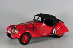 BMW 328 ROADSTER red