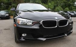 BMW 328 black