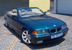 BMW 328 green