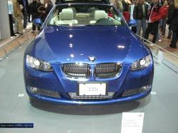 BMW 335 CABRIO blue