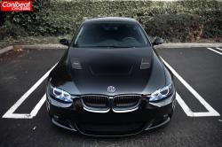 BMW 335 black