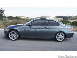BMW 335 green