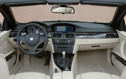 BMW 335 interior