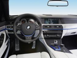 BMW 5 M5 interior