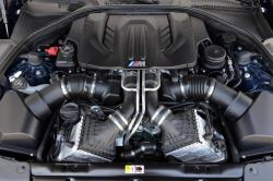 BMW 6 CABRIOLET engine