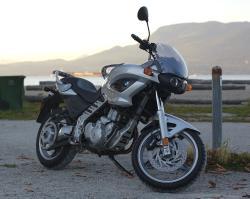 BMW F 650 CS engine