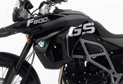 BMW F 800 ST black