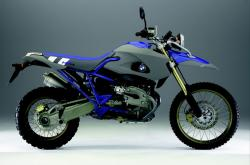 BMW HP2 ENDURO black