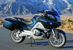 BMW K 1200 RT green