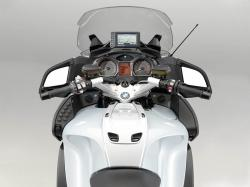 BMW K 1200 RT interior