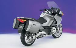 BMW K 1200 RT silver