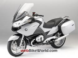 BMW K 1200 RT white