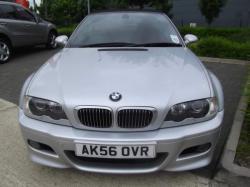 BMW M3 3.2 black