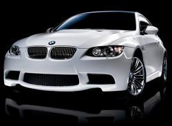 BMW M3 white