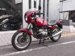 BMW R 100 red