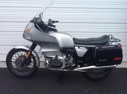 BMW R 100 silver