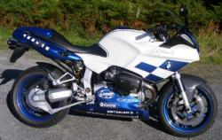 BMW R 1100 blue