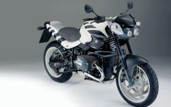 BMW R 1150 white