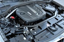 BMW X3 2.0D engine