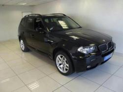 BMW X3 2.0D green