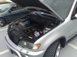 BMW X5 3.0 engine