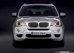 BMW X5 silver