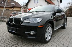 BMW X6 35I engine