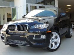 BMW X6 35I green