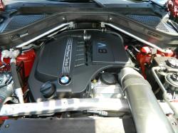 BMW X6 35I red