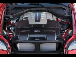 BMW X6 engine