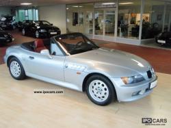 BMW Z3 1.8 red