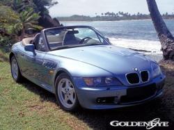 BMW Z3 1.8 silver