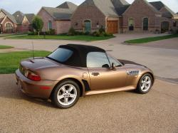 BMW Z3 brown