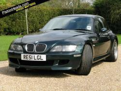 BMW Z3 green