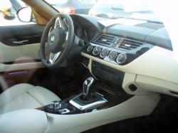 BMW Z4 white