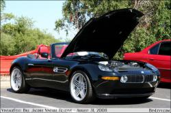BMW Z8 ALPINA black